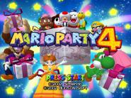 Mario Party 4 Modes - Mario Party Legacy