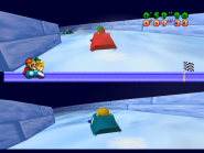 Bobsled Run - Mario Party 1