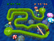 Bumper Ball Maze 1 - Mario Party 1