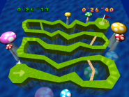 Bumper Ball Maze 2 - Mario Party 1