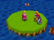 Bumper Balls - Mario Party 1