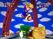 Crane Game - Mario Party 1