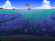 Deep Sea Divers - Mario Party 1