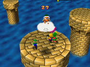 Hammer Drop - Mario Party 1