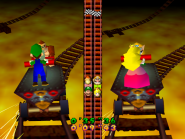 Handcar Havoc - Mario Party 1