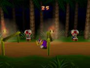 Limbo Dance - Mario Party 1