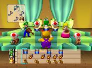 Mario Bandstand - Mario Party 1