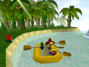 Paddle Battle - Mario Party 1