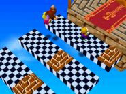 Platform Peril - Mario Party 1