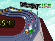 Slot Car Derby 1 - Mario Party 1