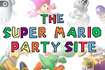 Mario Party DS Page Up along with Boards, complete with screens