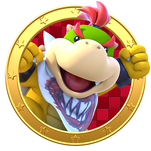 Bowser Jr Mario Party Legacy