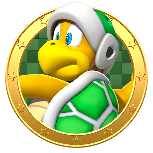 Hammer Bro Mario Party Legacy