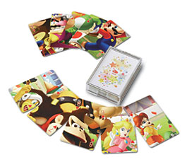 Nintendo Club Mario Party Cards