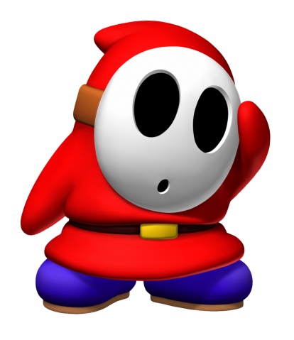 how tall is shy guy
