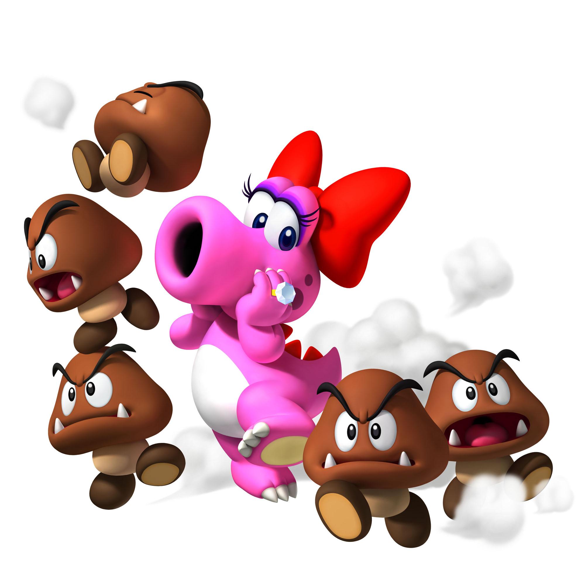 Mario Party 9 Official Art Mario Party Legacy