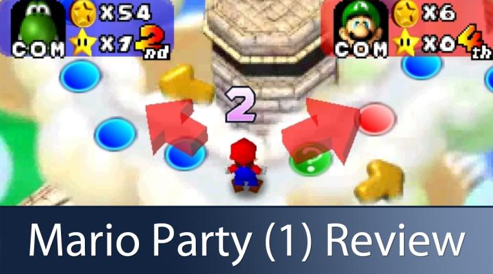 Mario Party (1) Review
