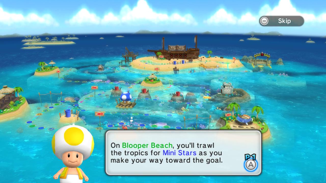Mario Party 9 Boards - Mario Party Legacy