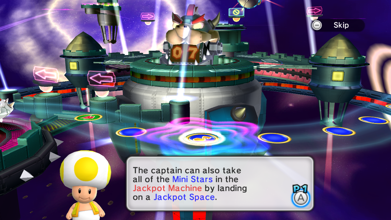 Mario Party 9 Bowser Station Mario Party Legacy