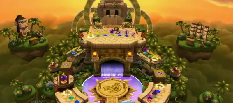 DK's Jungle Ruins Game Play Video And Diddy Kong Confirmed