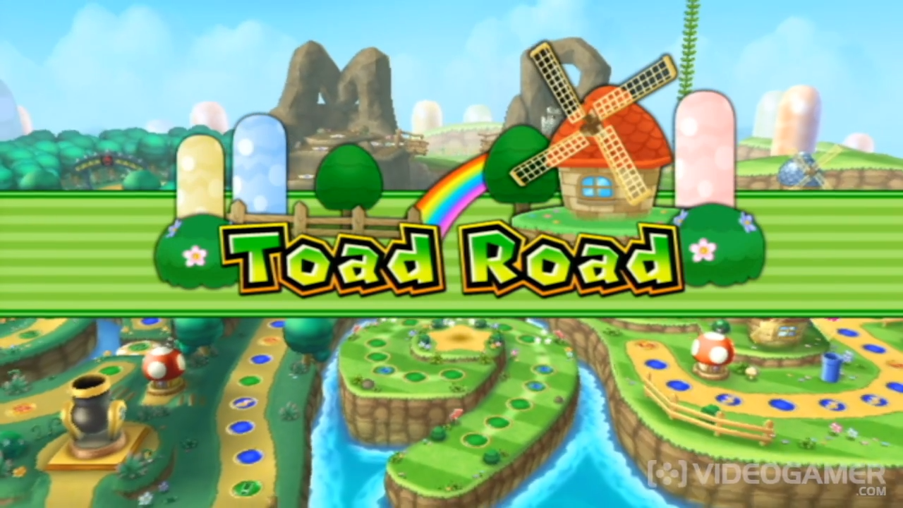Toad Road – Full Game Play