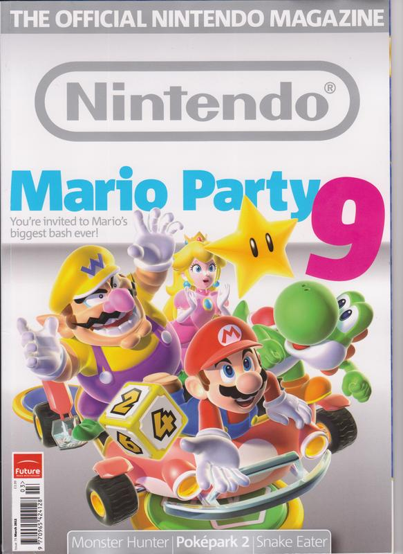 Magikoopa Mario Party 9