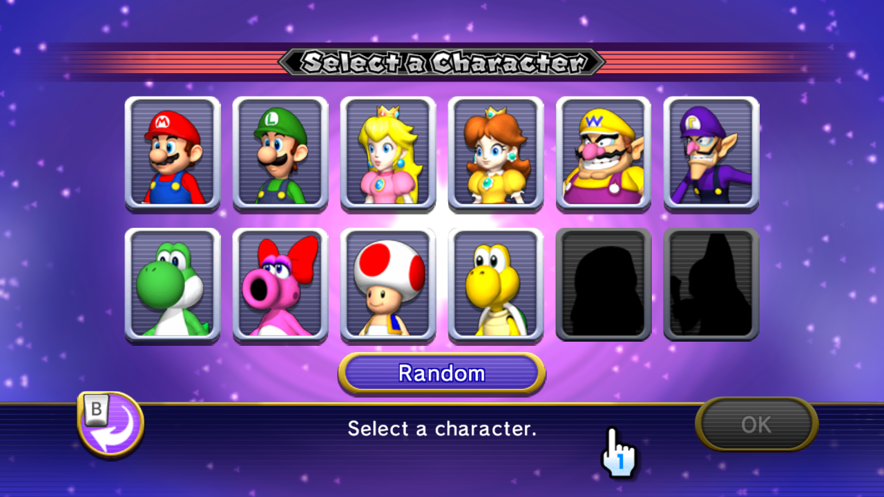Mario Party 9 Characters Mario Party Legacy