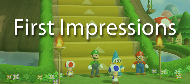 First Impressions On Mario Party 9 Mario Party Legacy