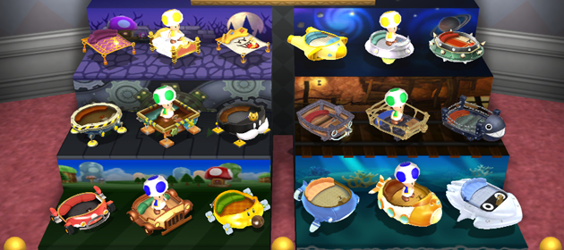 How To Unlock Boards And Characters In Mario Party 9 Mario Party