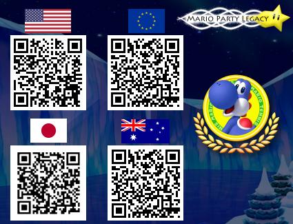 Mario Tennis Open Qr Character Guide