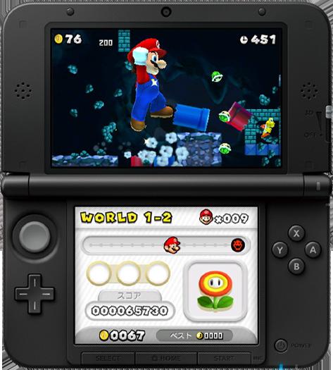 Mega Mushroom Returns In New Super Mario Bros 2 Mario Party Legacy