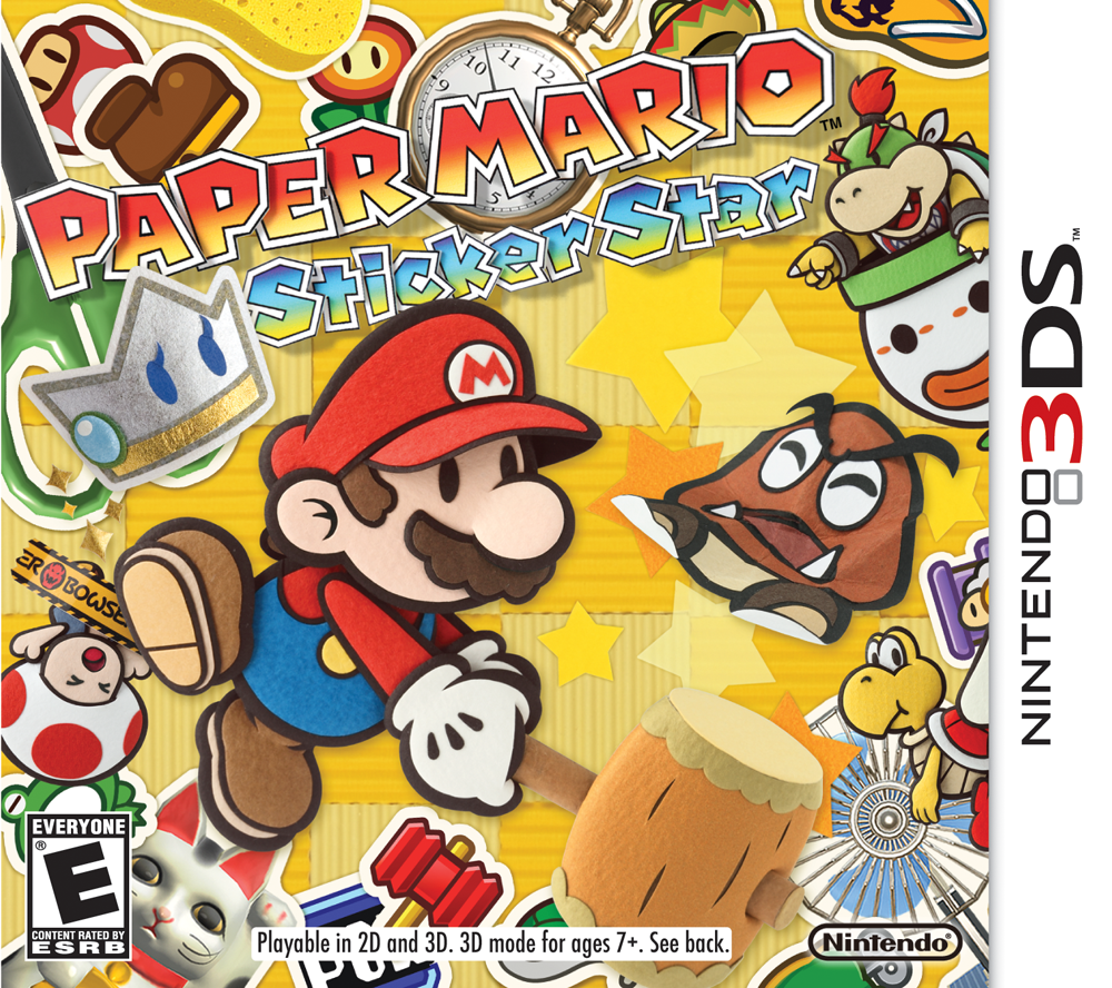 paper mario sticker star 4-3 help Mario and kersti get help from the (eg, the big boo fought in world 4-3) unlike the first two paper mario games, paper mario: sticker star does not have.
