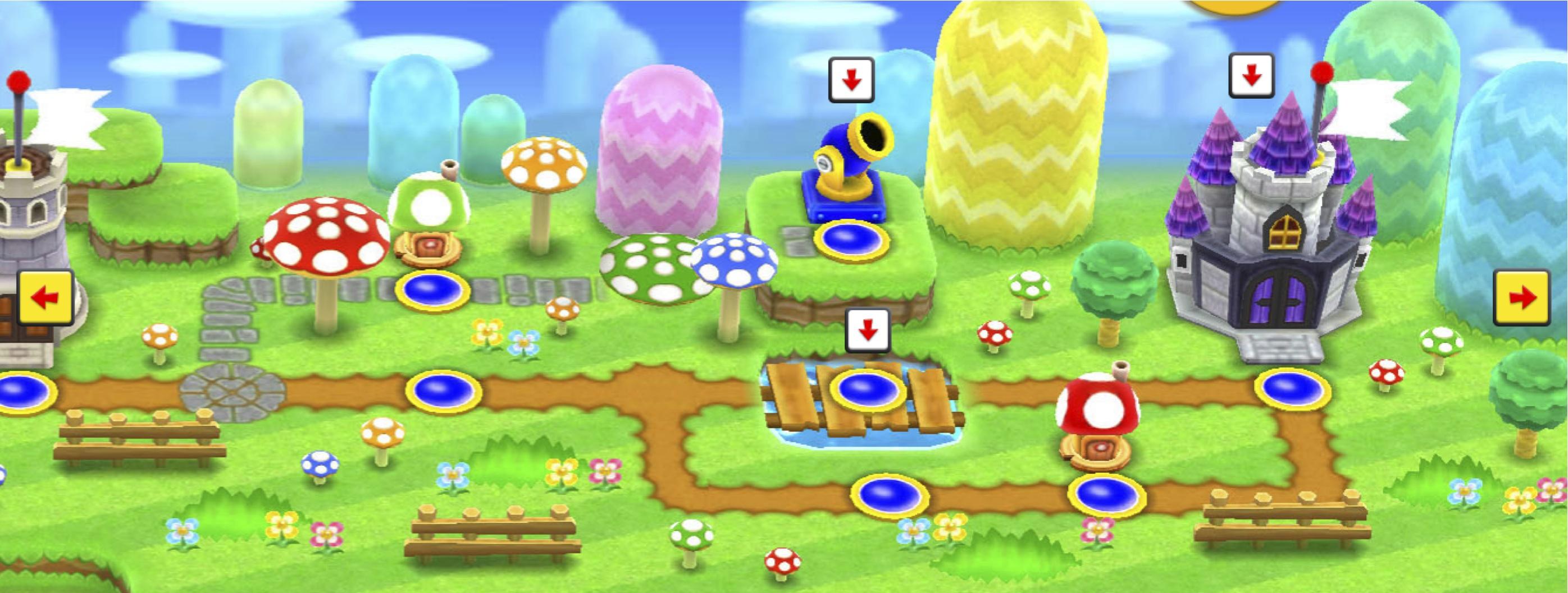 New Super Mario Bros  2 Japanese Website Updates - Mario