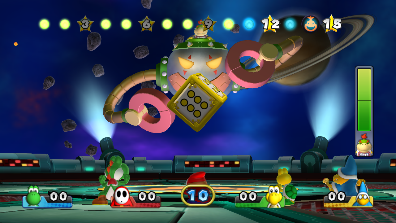 Mario Party 9 Bowser Jr Breakdown Mario Party Legacy
