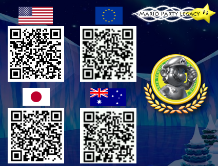 Mario Tennis Open Qr Character Guide Mario Party Legacy