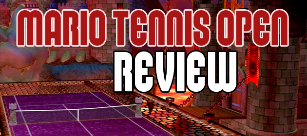 Mario Tennis Open Review