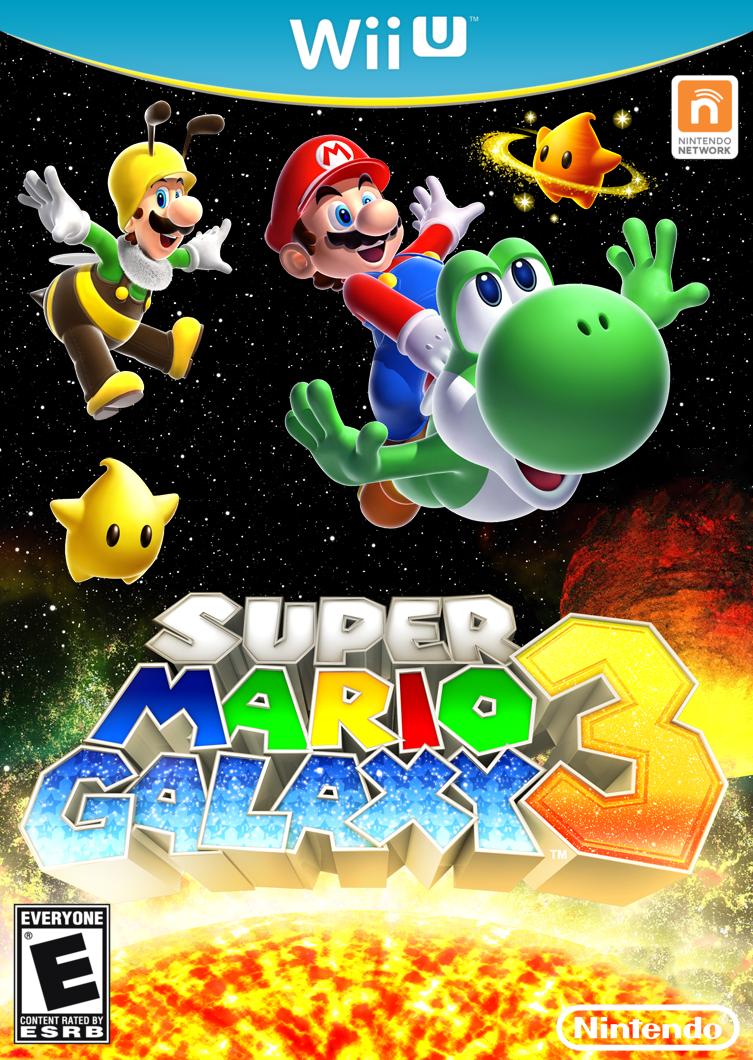Super Mario Galaxy 3 Release Date - Release Date Portal