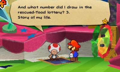 Miyamoto Convinced The People Behind Paper Mario  Sticker Star To