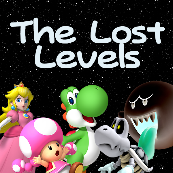 The Lost Levels Podcast