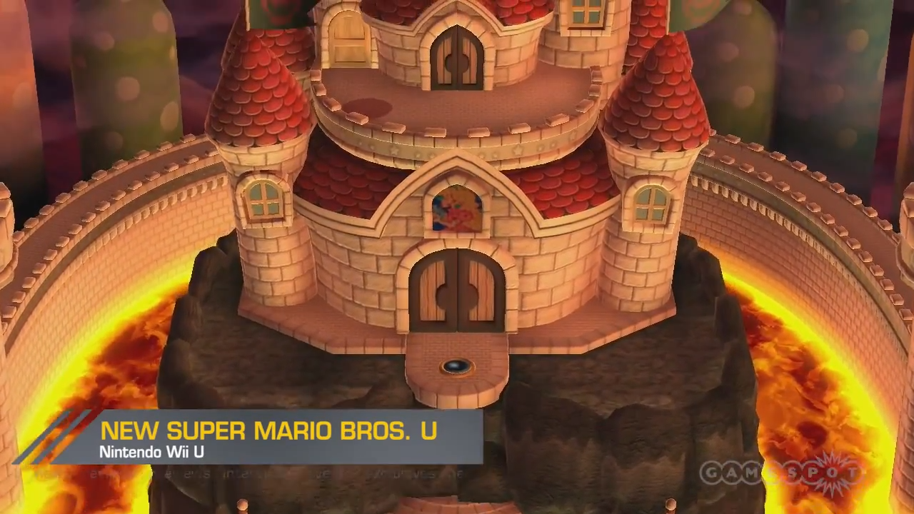 First Look At Final World Of New Super Mario Bros U Mario Party