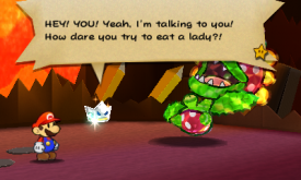 paper mario sticker star 5 1 help World 5 is the fifth world that appears in paper mario: sticker star, located east of the decal channel the world comprises six levels in total it is mostly a jungle- themed world, but the last two levels have a volcano theme, similar to worlds 5 and 8 of new super mario bros wii, respectively this world.