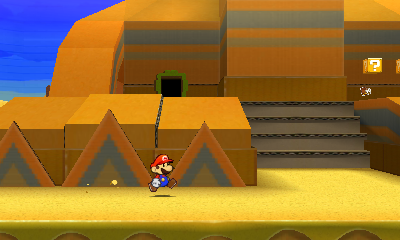 paper mario level up guide