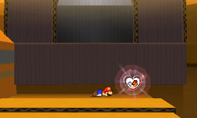 Paper Mario: Sticker Star - HP-UP Locations Guide - Mario