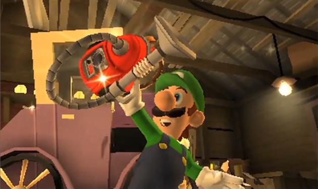 Luigi S Mansion Dark Moon Release Window And New Footage