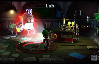 Luigi S Mansion Dark Moon Official Website Opens Mario