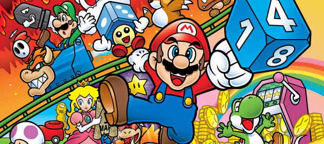 Five Things You Probably Didn T Know About Mario Party