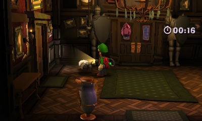 Luigi S Mansion Dark Moon Gem Locations Gloomy Manor