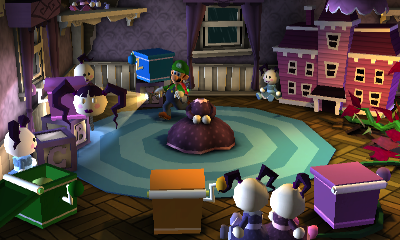 Luigi Mansion Dark Moon Gem Locations Haunted Towers Mario Party Legacy