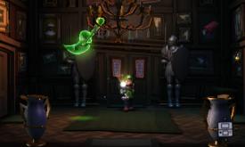 Luigi S Mansion Dark Moon Walkthrough Gloomy Manor