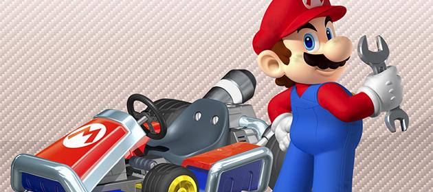 Mario Kart 7 and 3D Land to Get Content Through Nintendo